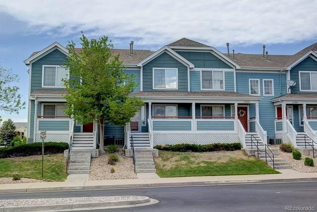 3660 W 25th Street #1302, Greeley, CO 80634 (MLS #9273371) :: Wheelhouse Realty