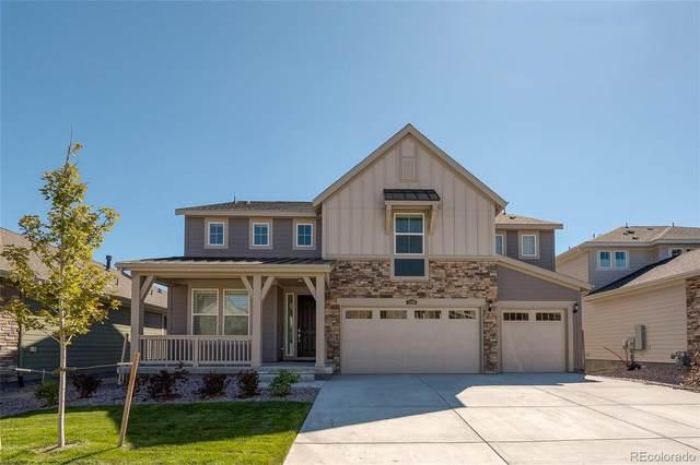 7130 Hyland Hills Street, Castle Pines, CO 80108 (MLS #9273630) :: 8z Real Estate