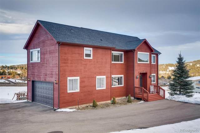 24095 Navajo Road, Indian Hills, CO 80454 (#9274042) :: Berkshire Hathaway Elevated Living Real Estate
