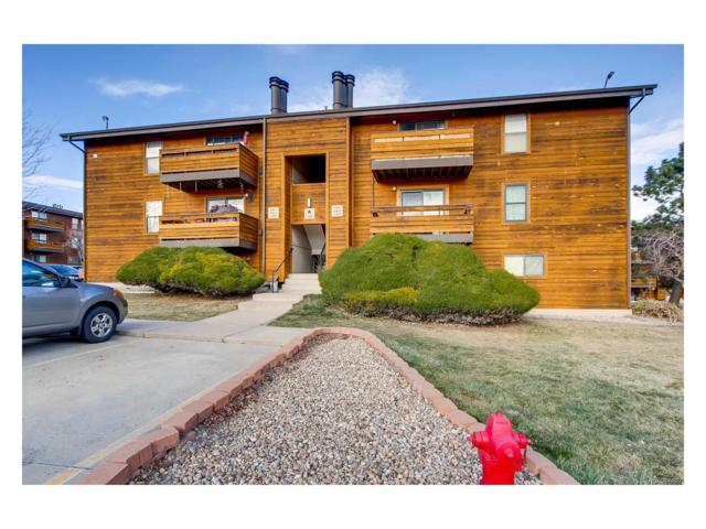 333 Wright Street #207, Lakewood, CO 80228 (#9274190) :: ParkSide Realty & Management