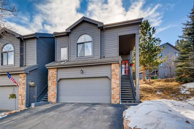 3657 Joyful Way C, Evergreen, CO 80439 (#9274477) :: Stephanie Fryncko | Keller Williams Integrity