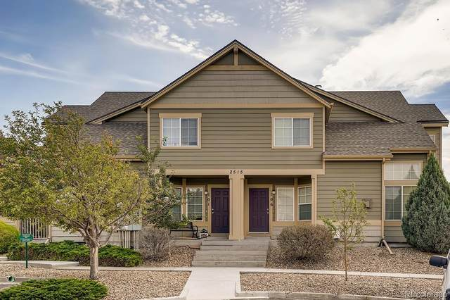 2515 Cutters Circle #103, Castle Rock, CO 80108 (#9274703) :: The DeGrood Team