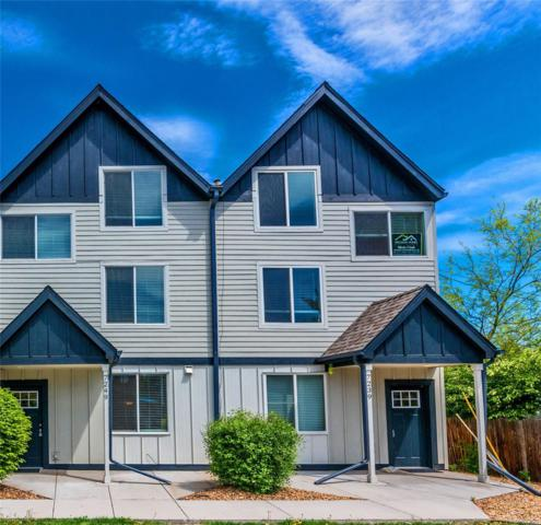 7249 W 13th Avenue, Lakewood, CO 80214 (#9275524) :: The Pete Cook Home Group