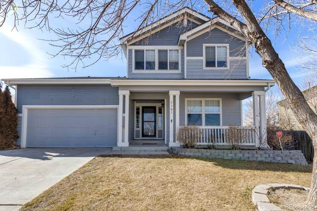 7161 High Street, Frederick, CO 80504 (#9276112) :: The DeGrood Team