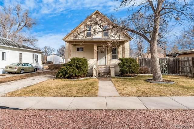 408 Walnut Street, Fort Morgan, CO 80701 (#9276630) :: Colorado Home Finder Realty