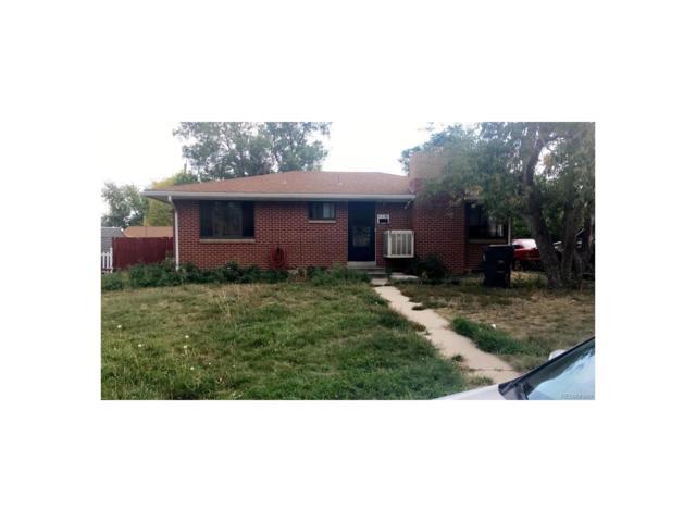 2630 Westchester Drive, Denver, CO 80221 (MLS #9276678) :: 8z Real Estate