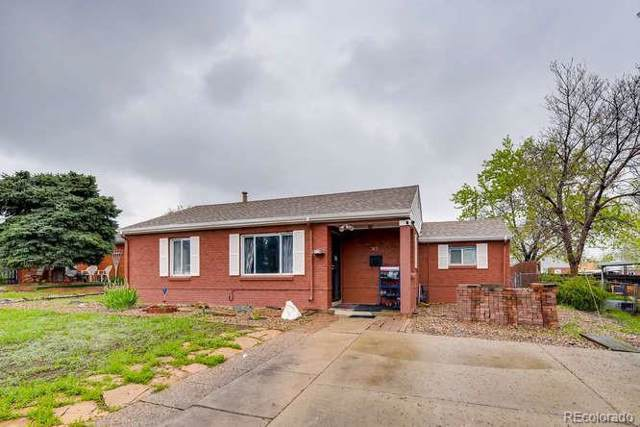 585 S Clay Street, Denver, CO 80219 (MLS #9276819) :: 8z Real Estate