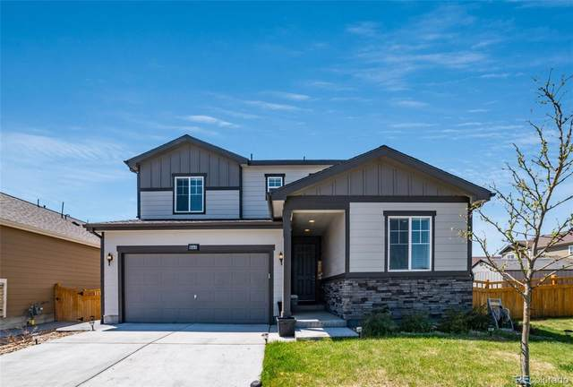 6543 Independence Street, Frederick, CO 80516 (#9276991) :: The Dixon Group