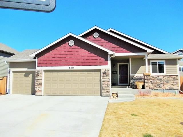 6814 Blue Spruce Street, Frederick, CO 80530 (#9277009) :: The Peak Properties Group