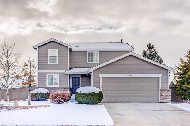 1248 Atkinson Avenue, Castle Rock, CO 80104 (MLS #9277632) :: 8z Real Estate