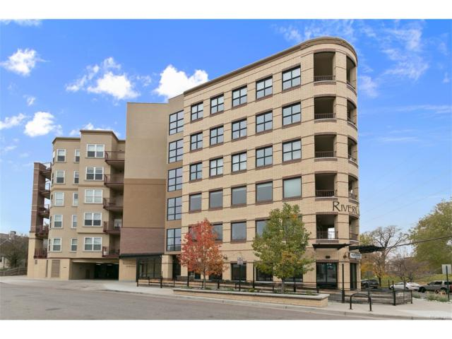 2240 Clay Street #503, Denver, CO 80211 (#9277740) :: The Pete Cook Home Group