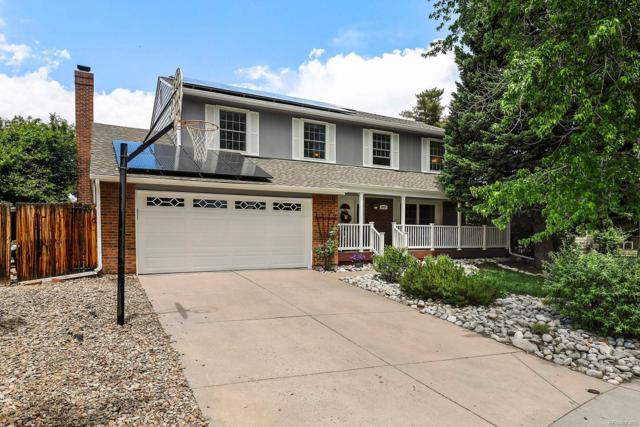 9747 W Nova Avenue, Littleton, CO 80127 (MLS #9277887) :: Kittle Real Estate