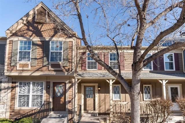 8132 S Fillmore Circle, Centennial, CO 80122 (MLS #9278199) :: 8z Real Estate