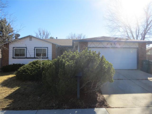 9278 W 91st Place, Westminster, CO 80021 (#9278305) :: The Griffith Home Team