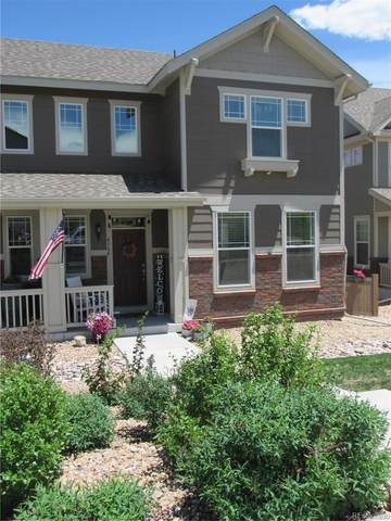 4366 N Meadows Drive, Castle Rock, CO 80109 (#9279103) :: The Griffith Home Team