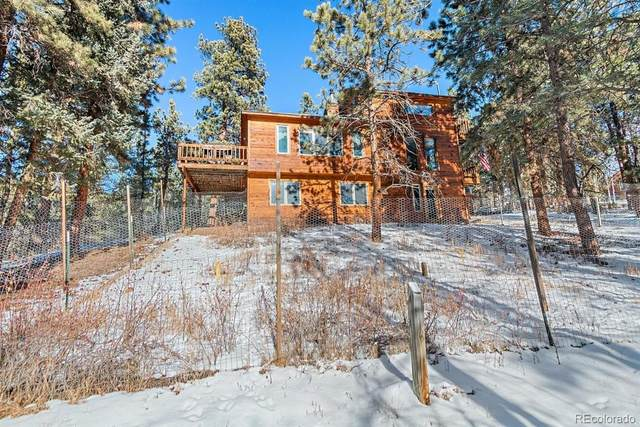 34175 Rock Creek Road, Pine, CO 80470 (#9279189) :: The DeGrood Team