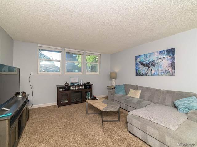 7755 E Quincy Avenue 106A2, Denver, CO 80237 (#9279223) :: Symbio Denver