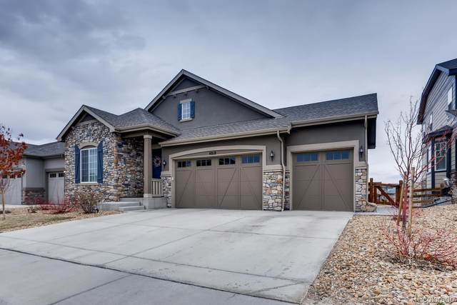 4818 S Netherland Street, Centennial, CO 80015 (#9279775) :: Bring Home Denver with Keller Williams Downtown Realty LLC