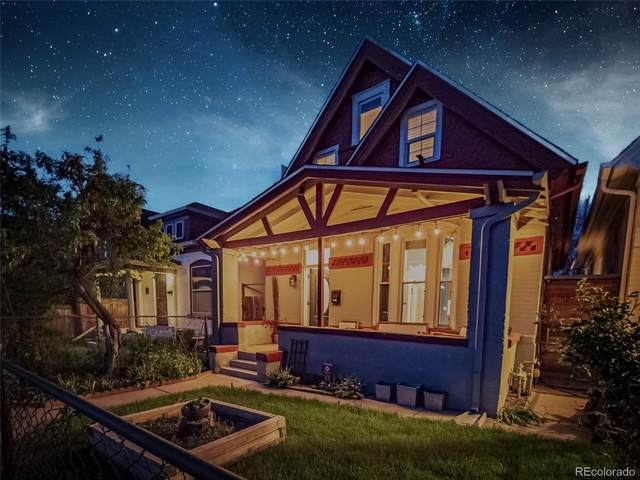 3418 N Gilpin Street, Denver, CO 80205 (#9279917) :: The Griffith Home Team