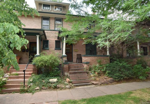 1376 N Humboldt Street, Denver, CO 80218 (#9280200) :: The Pete Cook Home Group