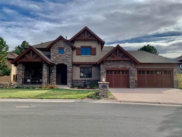 2606 Saddleback Court, Castle Rock, CO 80104 (MLS #9280268) :: Kittle Real Estate