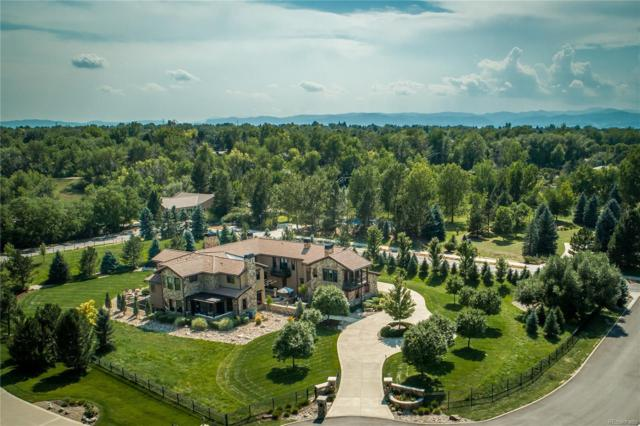 3830 E Fox Trail, Greenwood Village, CO 80121 (#9280327) :: The Galo Garrido Group
