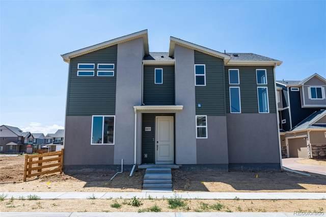 10173 Zeno Street, Commerce City, CO 80022 (#9280445) :: Peak Properties Group