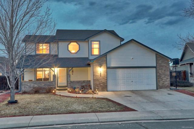 493 Soar Lane, Platteville, CO 80651 (#9280621) :: The Dixon Group
