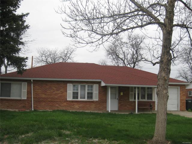 721 Revere Street, Aurora, CO 80011 (MLS #9280804) :: 8z Real Estate