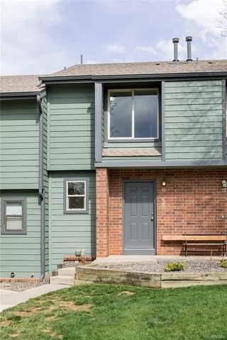 3506 S Depew Street #11, Lakewood, CO 80235 (#9280847) :: Briggs American Properties