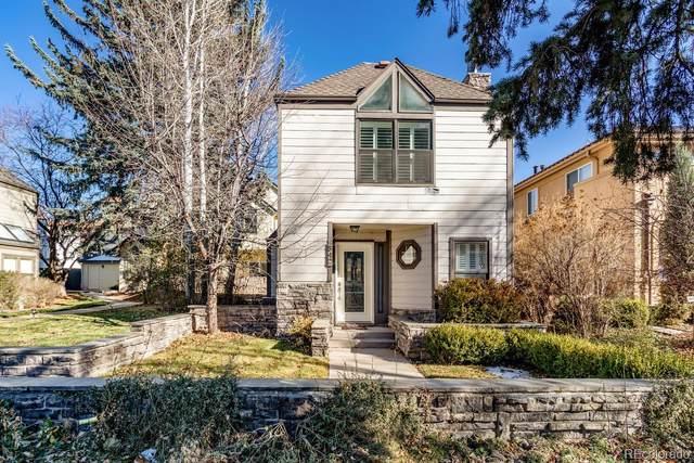 542 Steele Street, Denver, CO 80206 (#9281469) :: Briggs American Properties