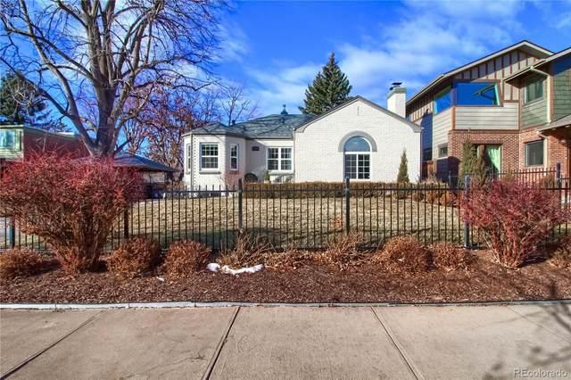1137 Grape Street, Denver, CO 80220 (#9281805) :: HomeSmart