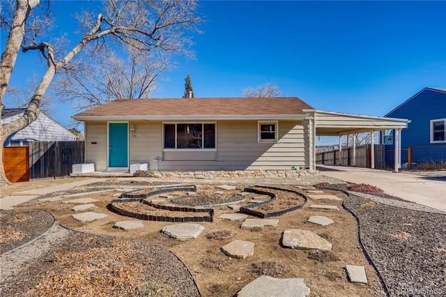 714 S Navajo Street, Denver, CO 80223 (#9281975) :: The Harling Team @ HomeSmart
