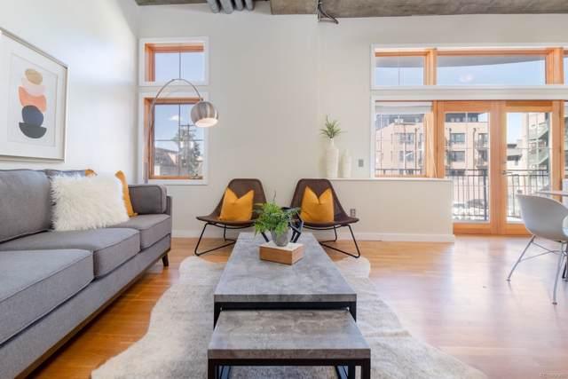 1925 W 32nd Avenue #205, Denver, CO 80211 (#9282331) :: RazrGroup
