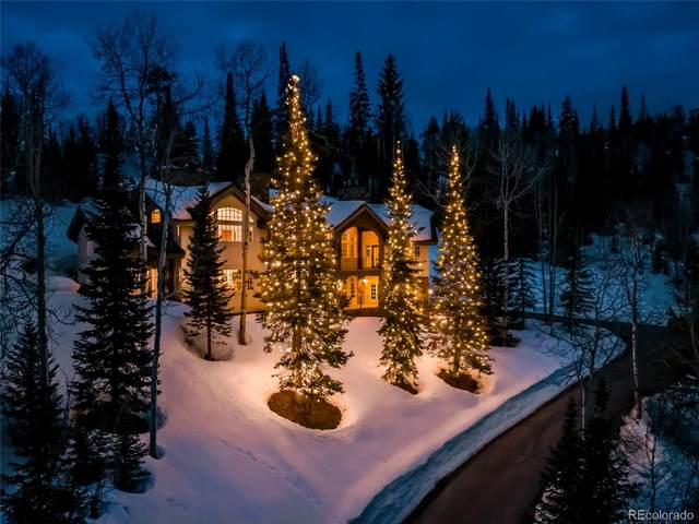 31645 Aspen Ridge Road, Steamboat Springs, CO 80487 (#9282416) :: Chateaux Realty Group