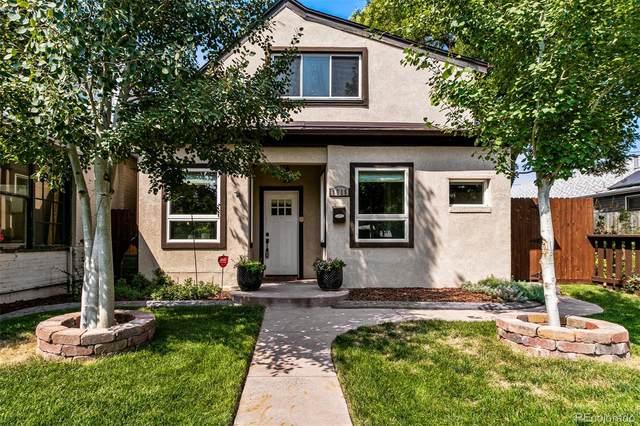 1515 S Lincoln Street, Denver, CO 80210 (#9282502) :: Own-Sweethome Team
