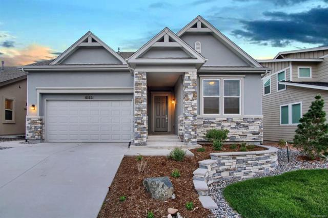 6163 Wolf Village Drive, Colorado Springs, CO 80924 (#9282763) :: My Home Team