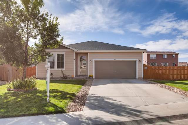 881 Lonewolf Circle, Lochbuie, CO 80603 (MLS #9282941) :: 8z Real Estate
