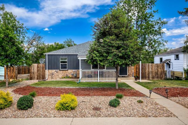 5044 Alcott Street, Denver, CO 80221 (#9283029) :: The HomeSmiths Team - Keller Williams