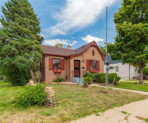 620 King Street, Denver, CO 80204 (#9283088) :: Structure CO Group
