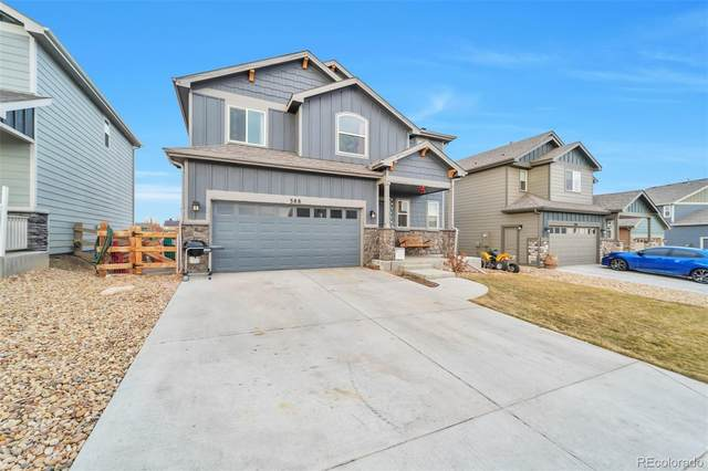 388 Ellie Way, Berthoud, CO 80513 (#9283422) :: The HomeSmiths Team - Keller Williams