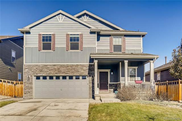 15161 W 70th Avenue, Arvada, CO 80007 (#9283450) :: The DeGrood Team