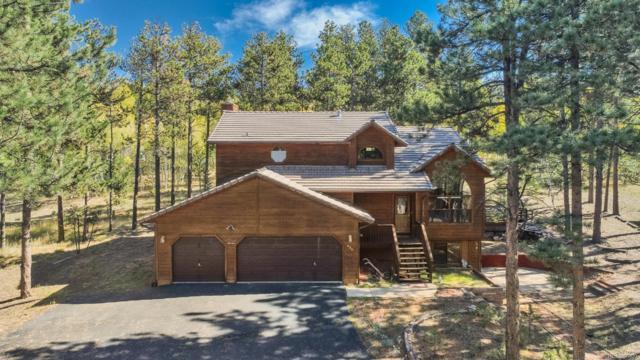 430 Pembrook Lane, Woodland Park, CO 80863 (MLS #9284217) :: Kittle Real Estate