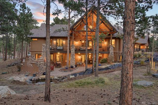 4945 Saxton Hollow Road, Colorado Springs, CO 80908 (#9284277) :: Portenga Properties