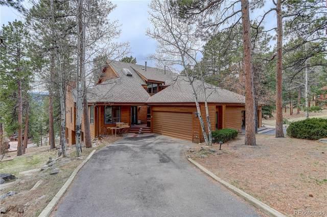 29860 Park Village Drive, Evergreen, CO 80439 (#9284483) :: Venterra Real Estate LLC
