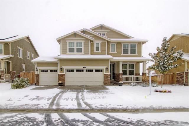 5451 E 143rd Drive, Thornton, CO 80602 (#9284746) :: The Griffith Home Team