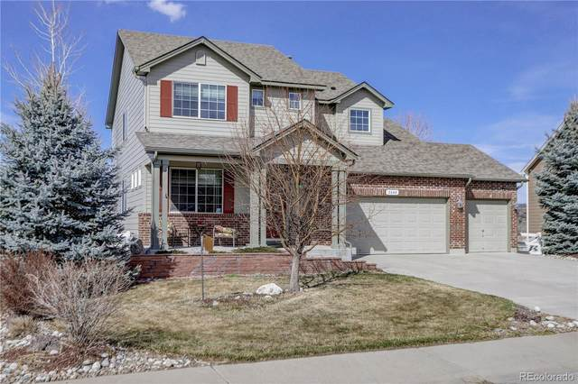 3644 Deer Valley Drive, Castle Rock, CO 80104 (#9285114) :: The Peak Properties Group