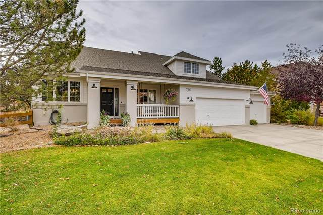 7166 Turweston Lane, Castle Pines, CO 80108 (#9285643) :: Chateaux Realty Group