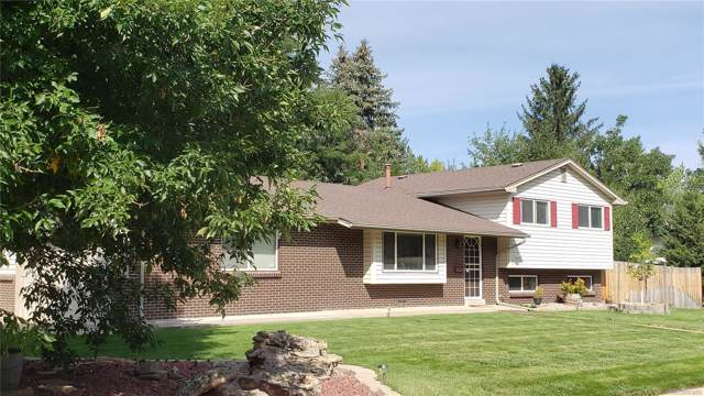 7663 S Ames Way, Littleton, CO 80128 (#9285712) :: HomePopper