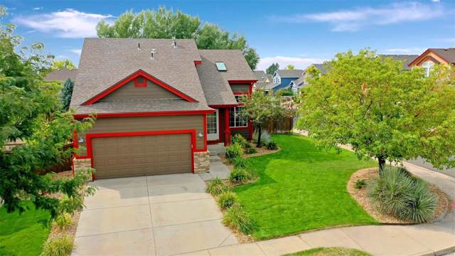 1263 Truxtun Drive, Fort Collins, CO 80526 (#9285947) :: The Peak Properties Group